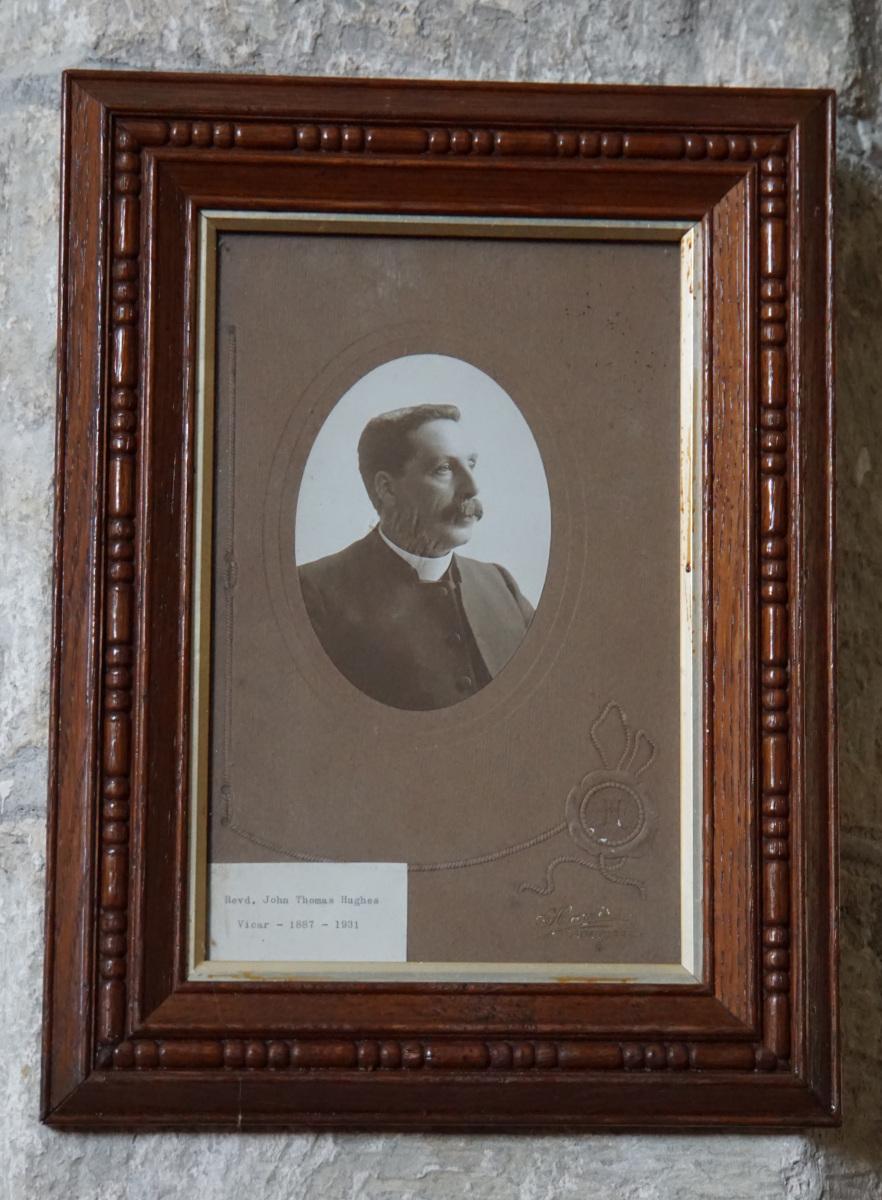 Photograph at St Michael's Church